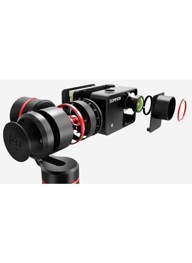 Feiyu-Tech Summon + 3 Eksenli Cameralı Gimbal 4K Renkli